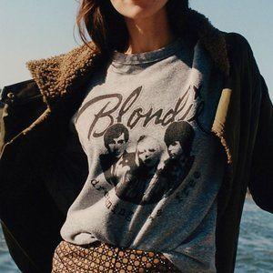 Anthropologie Letluv Blondie Sweatshirt
